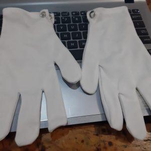 sarung tangan katun poliester