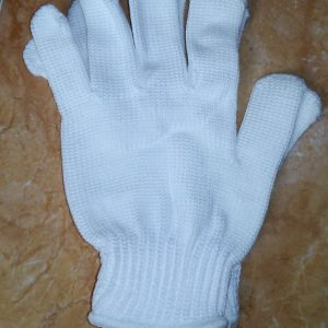 sarung tangan benang