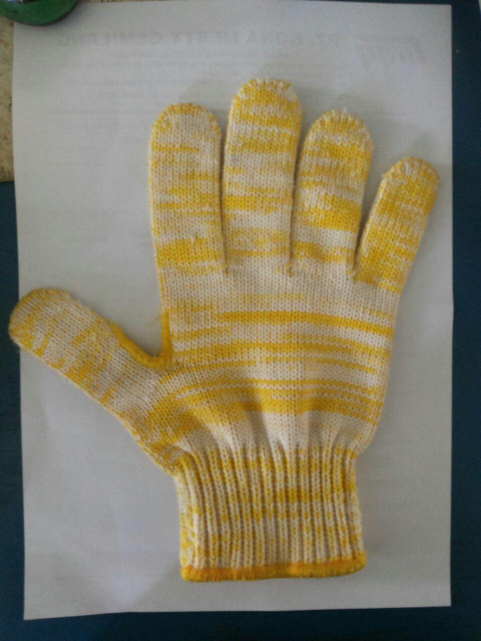sarung tangan cutter resistan bahan kevlar